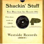 SHUCKIN' STUFF (CD)