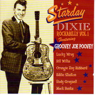STARDAY / DIXIE ROCKABILLY VOL. 1 (CD)
