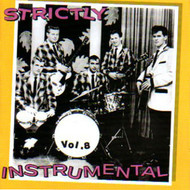 STRICTLY INSTRUMENTAL VOL. 8 (CD)