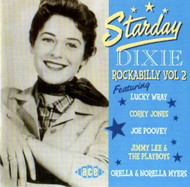 STARDAY / DIXIE ROCKABILLY VOL. 2 (CD)
