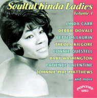 SOULFUL KINDA LADIES (CD)