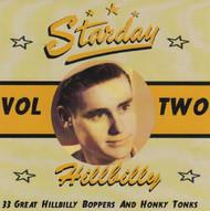 STARDAY HILLBILLY VOL. 2 (CD)