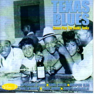 TEXAS BLUES VOL. 3: GONNA PLAY THE HONKY TONKS (CD)