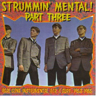 STRUMMIN' MENTAL PT. 3 (CD)