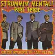 STRUMMIN' MENTAL PT. 3 (CD)