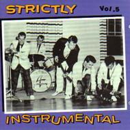 STRICTLY INSTRUMENTAL VOL. 5 (CD)