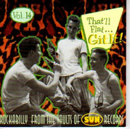 THAT'LL FLAT GET IT! VOL. 14: SUN (CD)