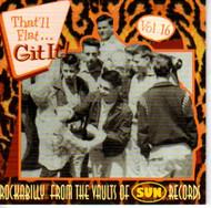 THAT'LL FLAT GET IT! VOL. 16: SUN (CD)