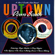UPTOWN DOWN SOUTH (CD)