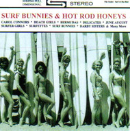SURF BUNNIES AND HOT ROD HONEYS (CD)