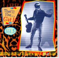 THAT'LL FLAT GET IT! VOL. 5: DOT (CD)