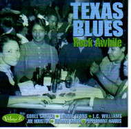 TEXAS BLUES VOL. 2: ROCK AWHILE (CD)