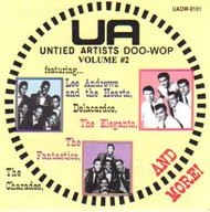 UNITED ARTISTS DOO-WOP VOL. 2 (CD)