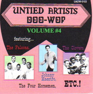 UNITED ARTISTS DOO-WOP VOL. 4 (CD)