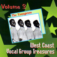 WEST COAST VOCAL GROUP TREASURES VOL. 3 (CD)