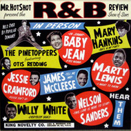 "MR. HOT SHOT PRESENTS THE R&B REVIEW VOL. 1 (10"")"