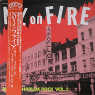 N.Y. ON FIRE: BOBBY'S HARLEM ROCK VOL. 2