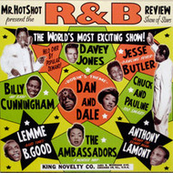 "MR. HOT SHOT PRESENTS THE R&B REVIEW VOL. 2 (10"")"