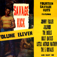 SAVAGE KICK VOL. 11
