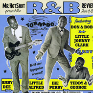 "MR. HOT SHOT PRESENTS THE R&B REVIEW VOL. 3 (10"")"