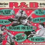 "MR. HOT SHOT PRESENTS THE R&B REVIEW VOL. 4 (10"")"