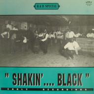 SHAKIN'…BLACK