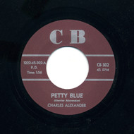 CHARLES ALEXANDER - PETTY BLUE
