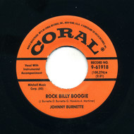 JOHNNY BURNETTE TRIO - ROCK BILLY BOOGIE