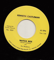 KENNETH CASTLEMAN - MATCHBOX