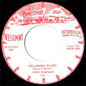 GENE CHAPMAN - OKLAHOMA BLUES