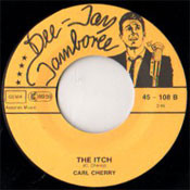 CARL CHERRY - THE ITCH