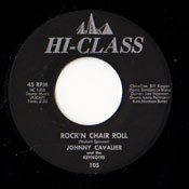 JOHNNY CAVALIER - ROCKIN' CHAIR ROLL