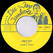 GUIDO D'AMICO - JIMMY BOY