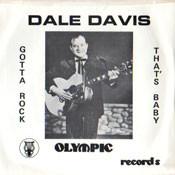 DAVIS • DALE DAVIS - GOTTA ROCK