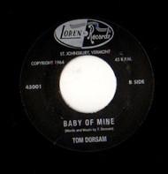 TOM DORSAM - BABY OF MINE