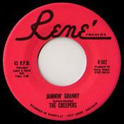 CREEPERS - JAMMIN' GRANNY