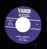 JOYCE GREEN - BLACK CADILLAC