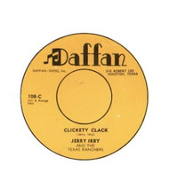 JERRY IRBY - CLICKETY CLACK