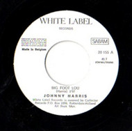 JOHNNY HARRIS - BIG FOOT LOU