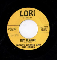 FREDDY KOENIG AND THE JADES - HEY CLARICE