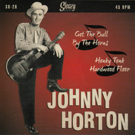JOHNNY HORTON - GOT THE BULL BY THE HORNS