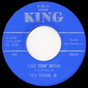 CECIL McNABB, JR. - CLOCK TICKIN' RHYTHM