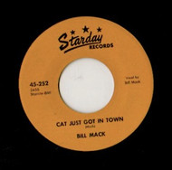 BILL MACK - CAT JUST GOT IN TOWN