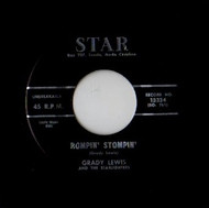 GRADY LEWIS - ROMPIN' STOMPIN'