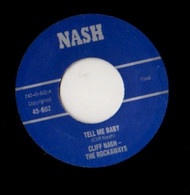 CLIFF NASH - TELL ME BABY