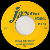 KENNY PARCHMAN - TREAT ME RIGHT