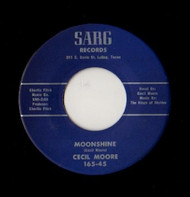 CECIL MOORE - MOONSHINE