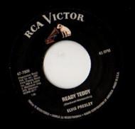 ELVIS PRESLEY - READY TEDDY / RIP IT UP