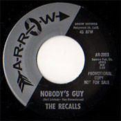 RECALLS - NOBODY'S GUY