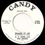 D.C. RAND - SHAKE IT UP